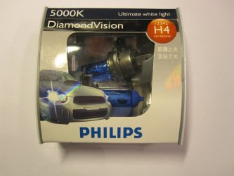 Лампы Philips DiamondVision